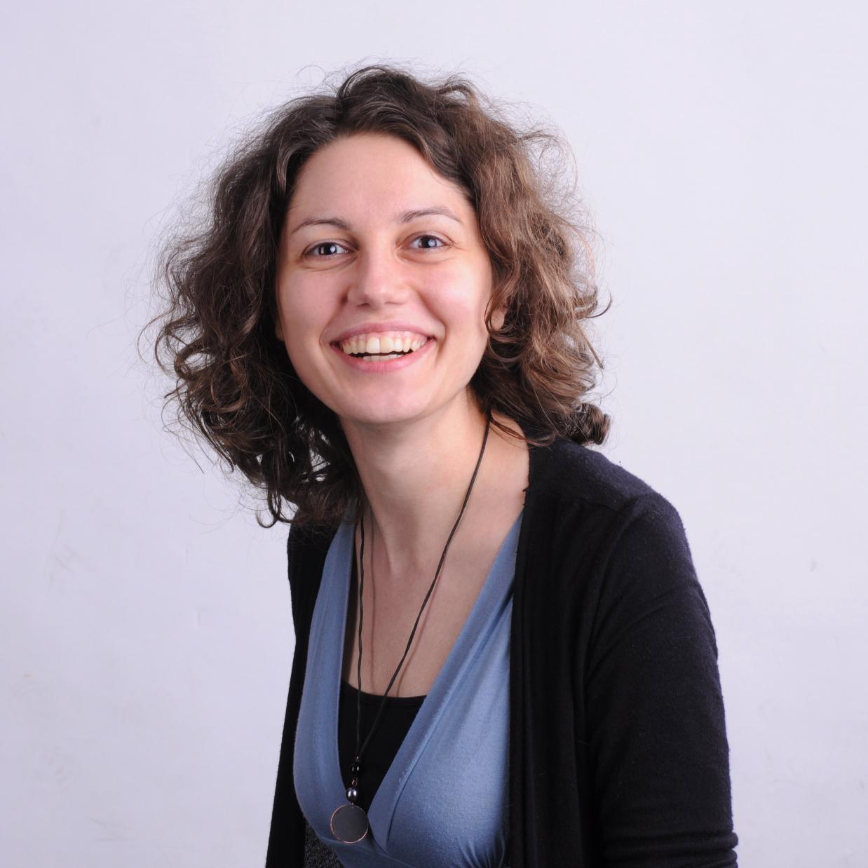 Kostadina Nacheva Portrait