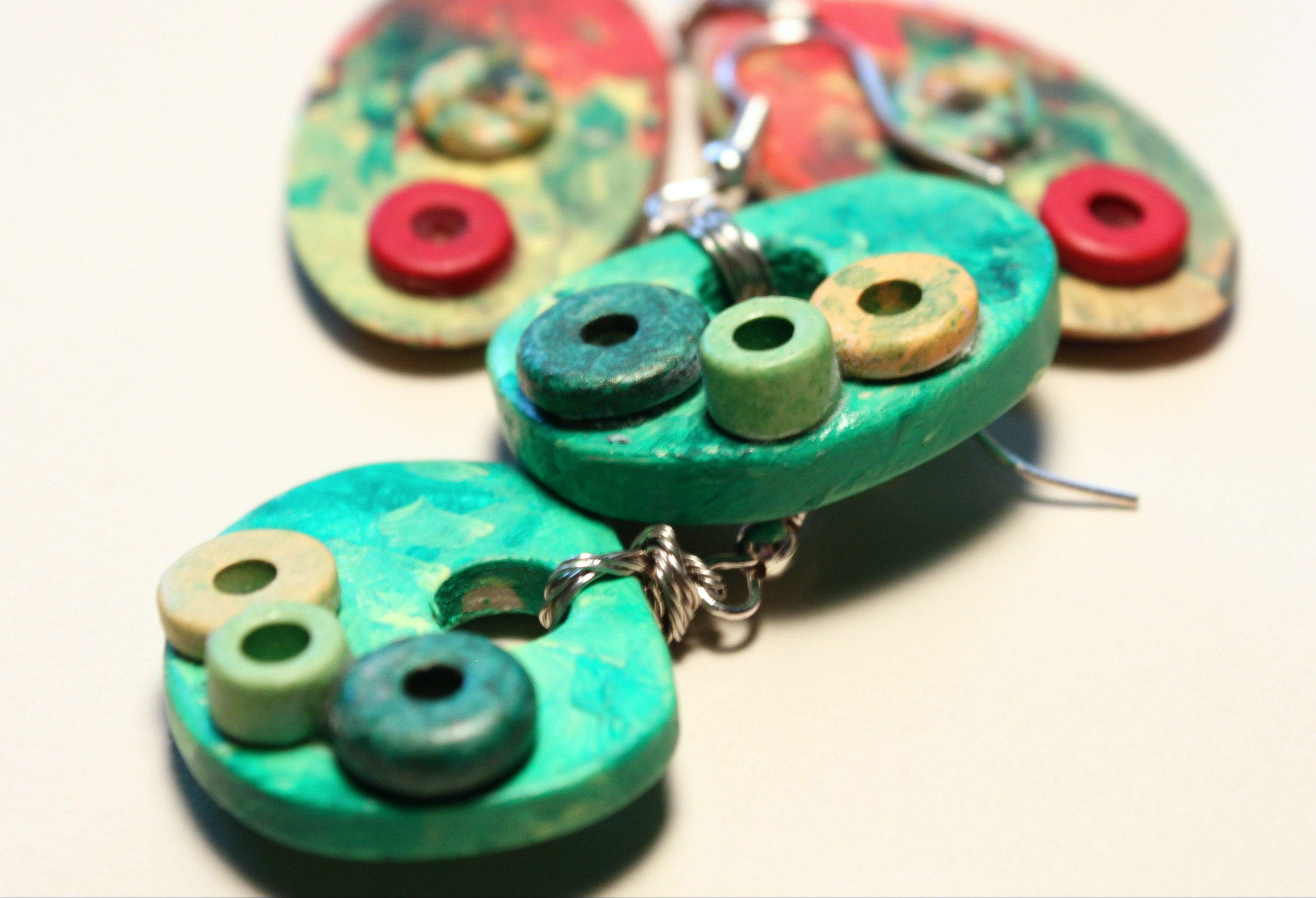 Jewellery by Kostadina Nacheva